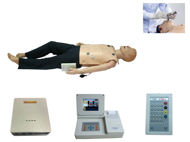 高级多功能急救训练模拟人(心肺复苏CPR龙仔影院注册不了、气管插管免会员影视网站97、除颤起搏四合一功能米奇爽影院俺来也、嵌入式系统)